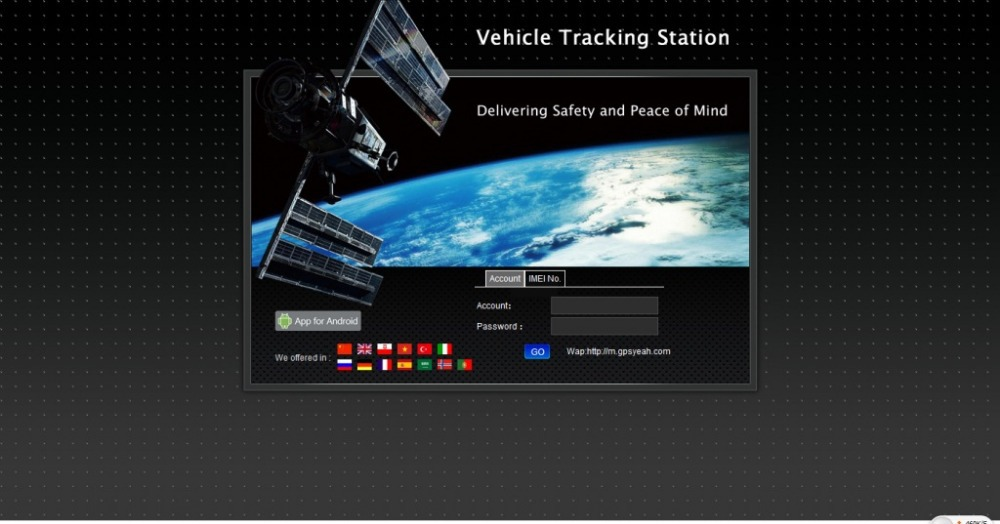Fleet Management Tracking Software / Solution F Gpsyeah