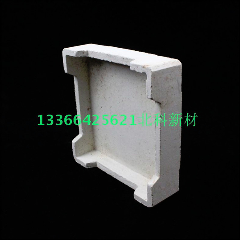 High temperature sagger 320 * 320 * 80 / quench and heat resistance / temperature resistance 1400 degreesHigh temperature sagger 320 * 320 * 80 / quench and heat resistance / temperature resistance 1400 degrees
