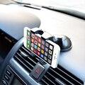 Malloom Universal Car Styling Sostenedor del Montaje Del Parabrisas Del Soporte Del Teléfono Móvil Para iphone 4 5 5s 6 6 s plus samsung smart teléfono gps