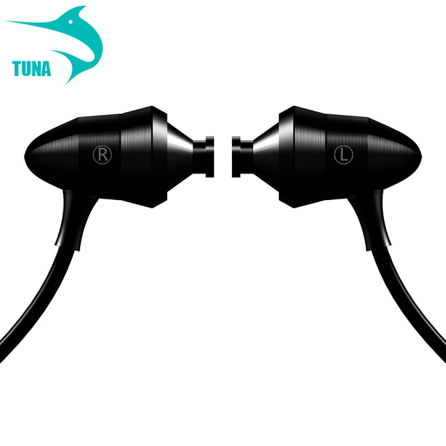 Tuna-Tuner 3.5MM headphone  professional HIFimusic headphones, Metal bass headphones, stereo headset with microphone