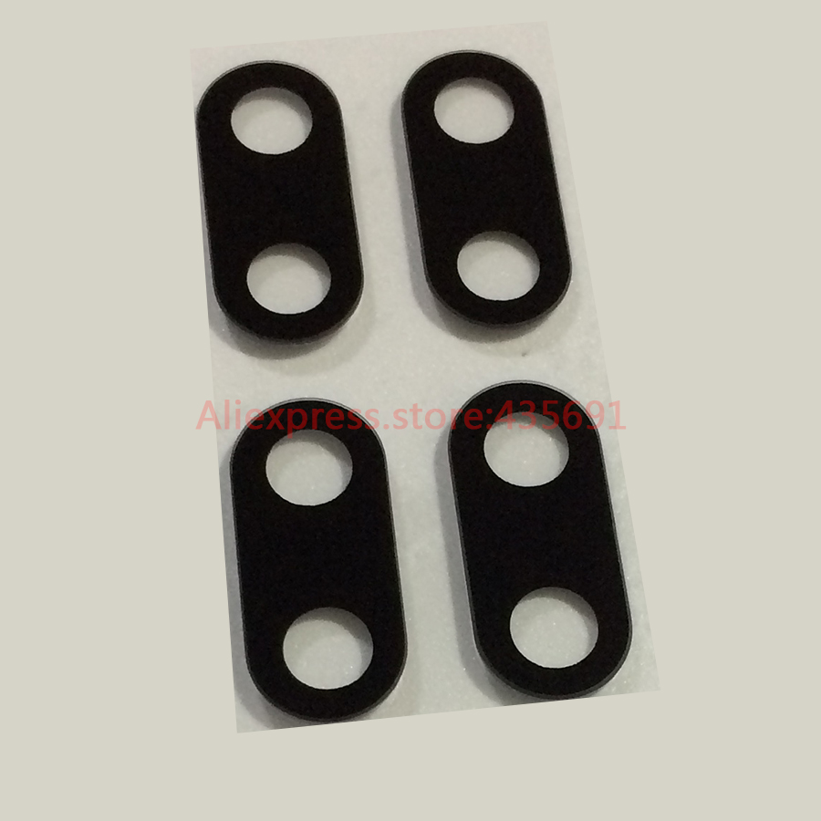 10pcs/lot For Xiaomi Mi A1 5X Mi5X MiA1 Rear Back Camera Glass Lens Cover Replacement Parts with Adhesive Sticker Tape
