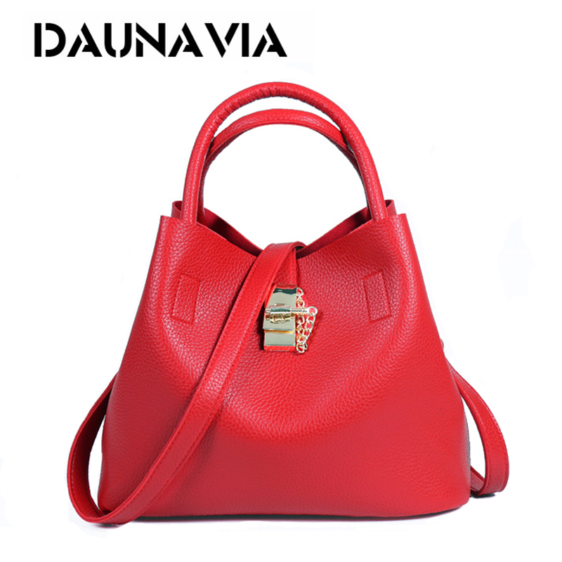 DAUNAVIA Brand Fashion Women Bags women Messenger bag crossbody bag Handbag PU Leather High Quality Famous designer shoulder bag famous brand high quality handbag simple fashion business shoulder bag ladies designers messenger bags women leather handbags