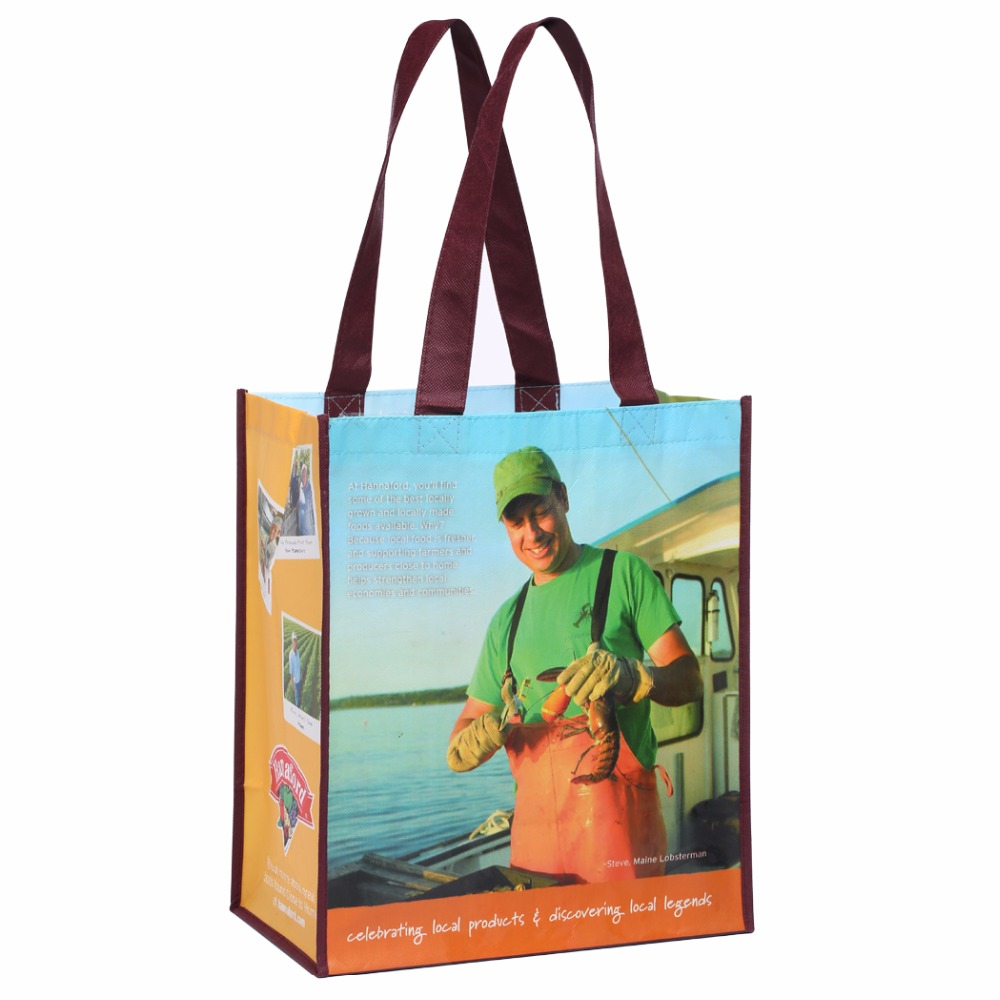 Polypropylene Grocery Bags Promotion-Shop for Promotional ...