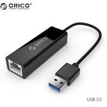 ORICO utj USB2.0 и USB3.0 Gigabit Ethernet адаптер USB к RJ45 LAN сетевой карты для Windows 10 8 8.1 7 XP MAC OS портативных ПК
