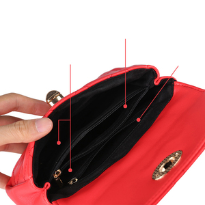 Image 5 - Модная Кожаная поясная сумка Mihaivina для женщин, забавная нагрудная Сумочка, Женский клетчатый поясной кошелек, дорожный мешочек для денег и телефона