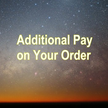 CSJA Additional Pay on Your Order / Extra Fee / Price Difference for Jewelry Order / Freight ( Contact us to Amend Price ) A003