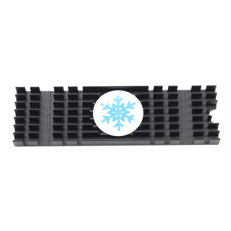 Ssd Heatsinks Aluminum M.2 Cooling Cooler Radiator For Pcie Ngff Nvme M.2 2280 Ssd