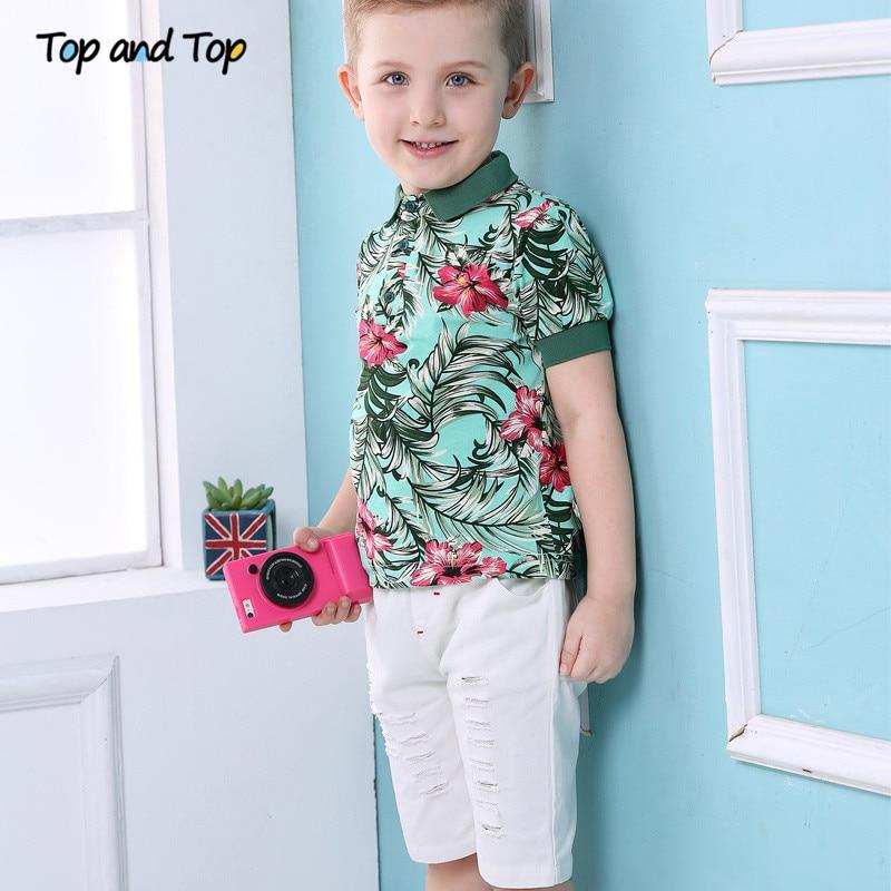 2017-new-kids-clothing-set-baby-boy-cotton-t-shirt-short-pants-children-set-for-summer-boy-cartoon-clothes-fits-2-colors-2-6T-5