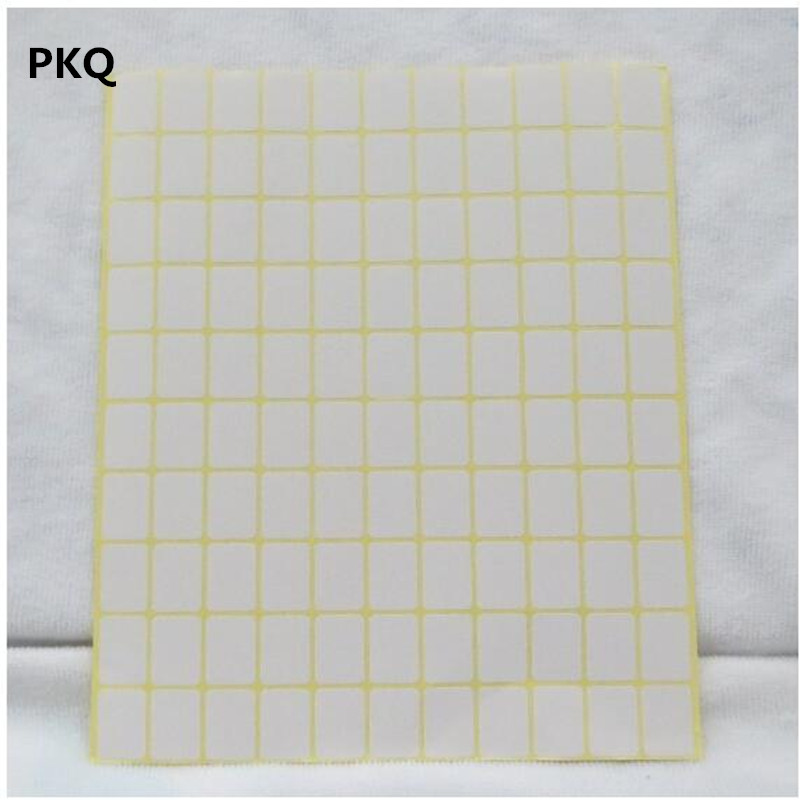 Hot Sale 15 Sheets Self Adhesive Label Paper Sticker Blank