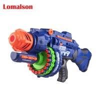 HOT!!! 2015 free shipping fashion toy gun Electric soft gun 20 sniper gun bullet toy gun boy toy 3 colors