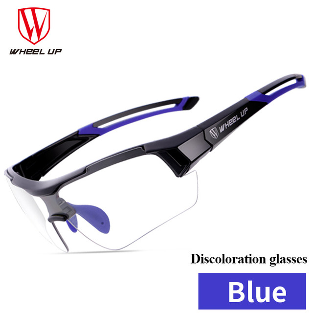 New chegada descolorir ciclismo photochromic óculos polarizados óculos de  sol da bicicleta óculos de bicicleta óculos ea626e001f