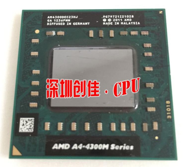 AMD A4 4300M 64BIT DRIVER