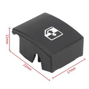 Image 4 - ДЛЯ VAUXHALL OPEL 1 шт., черный пластиковый переключатель на окна, крышка кнопки 13228881 6240452, поддержка ASTRA MK5 H ZAFIRA/TIGRA B