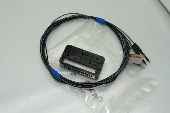 Photoelectric switch Proximity switch Fiber optic sensor E32-TC200E