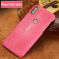 Phone Case For Xiaomi Pocophone F1 Mi 8 6 5 A1 A2 LIte Mix 2s Redmi Note 5 Plus 4X Thai Pearl fish Stingray Dasyatis akajei capa