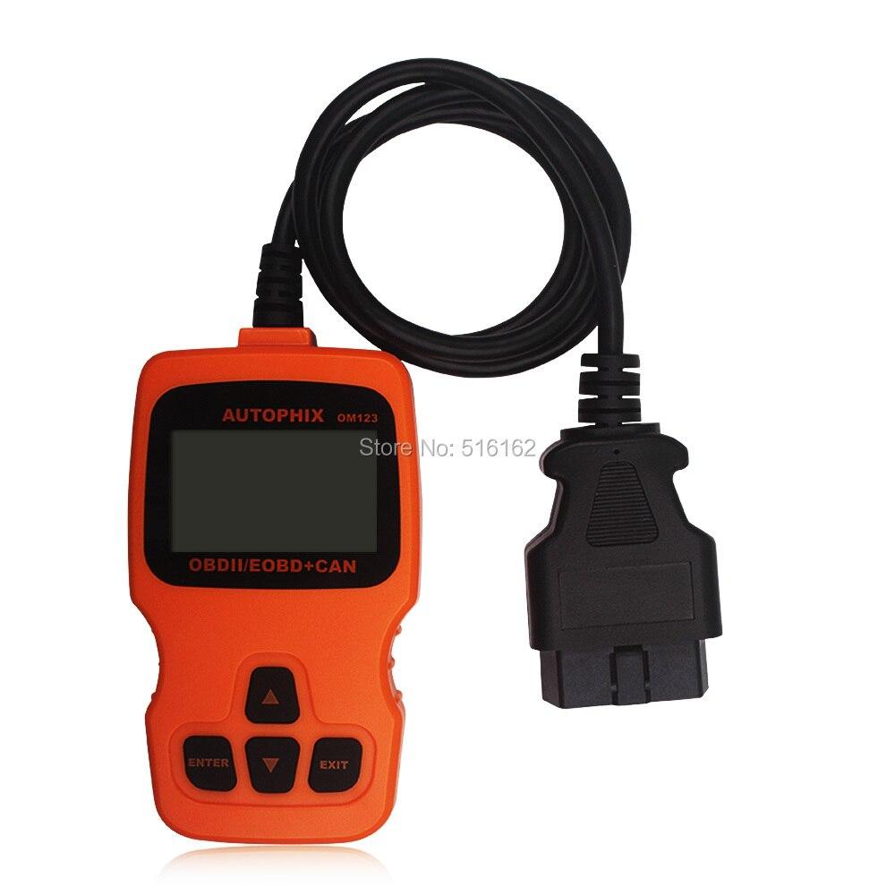 OBD2 Code Reader Automotive Scanner OM123_02
