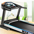 23125/household  electric running machine/ shock absorption design/ 90 degree full folding design/ Magnetic safety lock