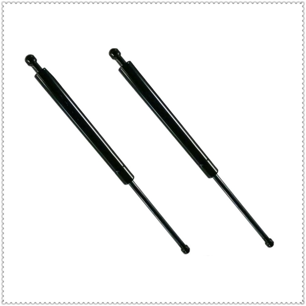 2 Rear Lift Hatch Supports Struts Prop Rods Shock Pair Damper Replacement Set