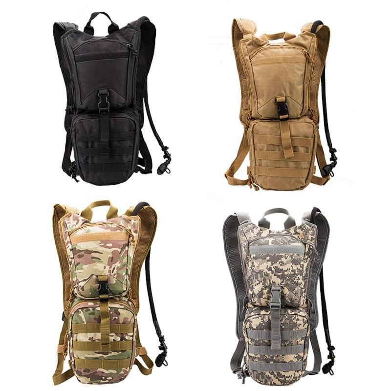 Sacs à eau de Camping en plein air INDEPMAN voyage poche à eau vessie 3L sacs à dos de cyclisme randonnée Trekking sacs à dos tactiques