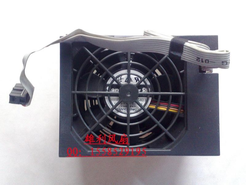 Free Delivery.250 Server 80 mm CA32314-Y615 Fan
