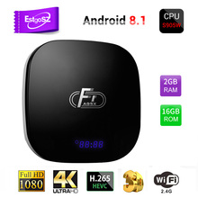 EstgoSZ A95X F1 Android 8.1 Smart TV Box S905W CPU Mali450 G