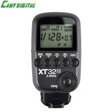 Godox XT32N HSS 1/8000 s Build-in 2.4G X Sistema de Controle de Energia Sem Fio Disparador de Flash com tela Para Nikon