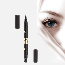 Black Long Lasting Eye Liner Pencil Waterproof Eyeliner Smudge-Proof Cosmetic Beauty Makeup Liquid beauty cosmetic makeup eyeliner cream grease black 3g