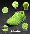 Akexiya Оптовой и внешней торговли повседневная обувь и любимые виды спорта обувь для мужчин Мужской тип прилив любителей обувь 35-45
