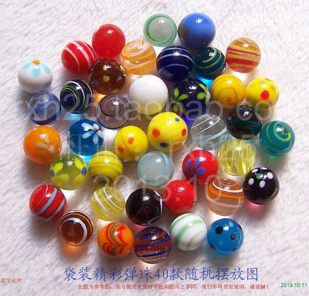 горячая! ремесла цветные стеклянные шарики 16