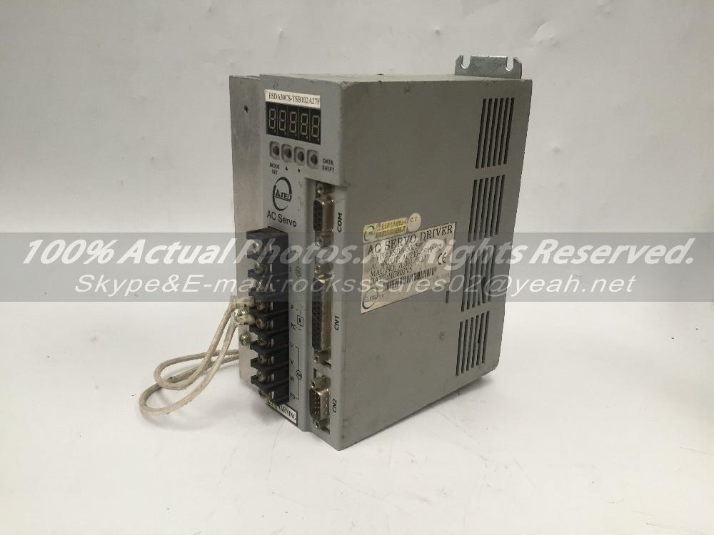 Teco servo drive ESDA-20B Used In Good Condition With Free Shipping DHL* / EMS dhl ems 1pc sgdm 30ada v original for yaskawa servo drive