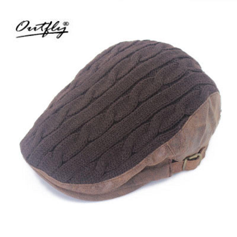Cashmere Berech Hat New Women s Ladies Fashion Wooly Brassies Simple Cap Coat Wool Hats