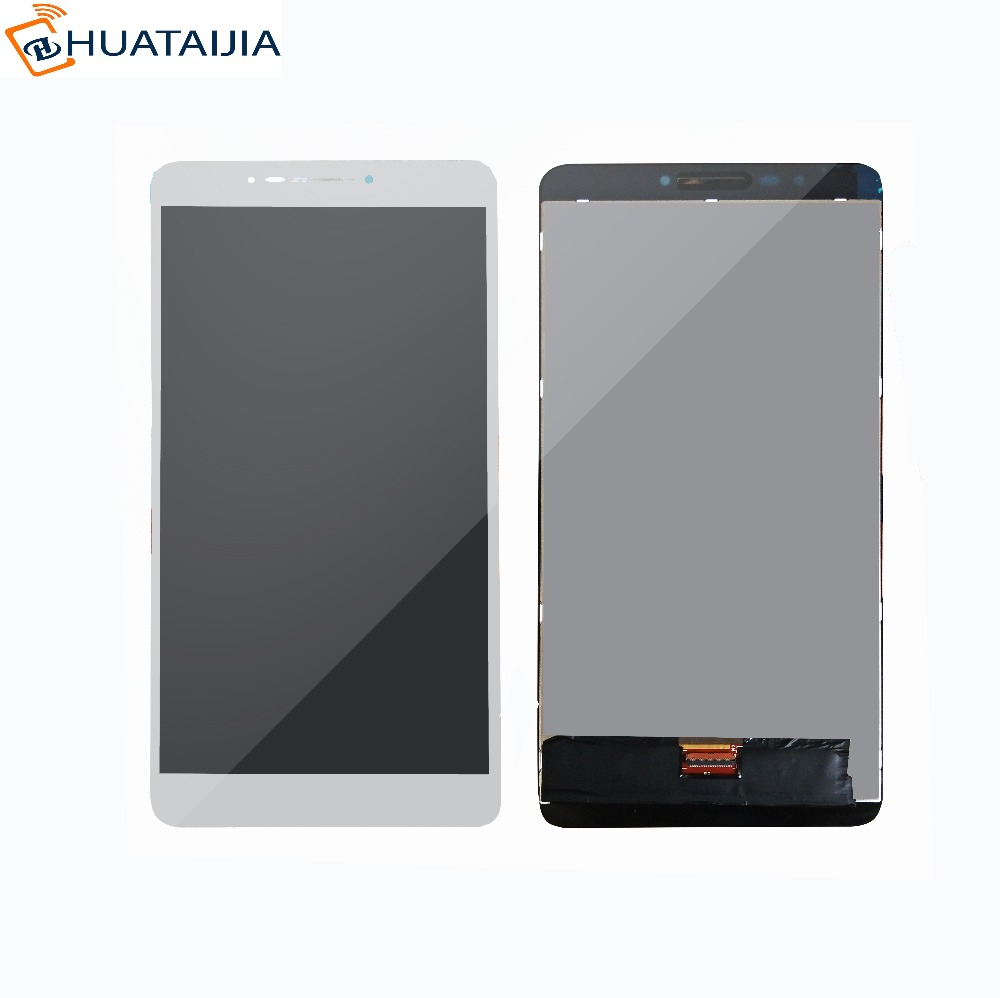 Original Lcd Assembly 100% NEW For Lenovo Tab 3 Plus TB-7703X Tb - 7703 ZA1K0070RU LCD Display and Touch Screen Digitizer цена