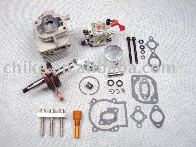 1/5 baja 30.5cc RC двигатель baja комплект с карбюратором WALBRO и коленчатым валом для HPI km rv baja