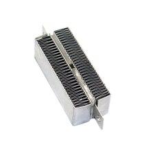 DIY 12 в 50 Вт Ptc нагреватель аксессуары вентиляционный термостат нагревательные колодки электрическое отопление с отверстиями может быть зафиксирован воздушный Нагреватель