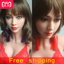 145cm-31kg Top Quality Sex Doll Japanese Love Doll with Real Silicone with Metal Skeleton Lifelike Masturbator Vagina Sex Doll