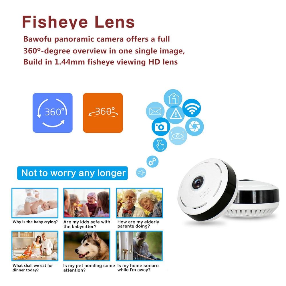 Cobell HD 960 P Wi-fi Câmera IP de Segurança Em Casa Sem Fio 360 - Segurança e proteção - Foto 3