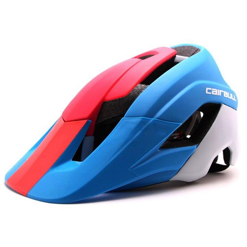 Fahrrad Helm Ultraleicht Radfahren Helm Casco Ciclismo Integral geformte Fahrrad Helm Straße Berg MTB Helm 54-62 cm