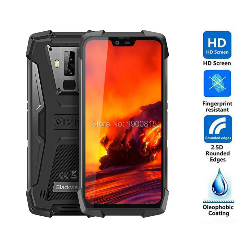 Front Safety Tempered Glass For Blackview BV9700 Pro Protective Film Screen Protector For Blackview BV9700 Pro Guard Protection