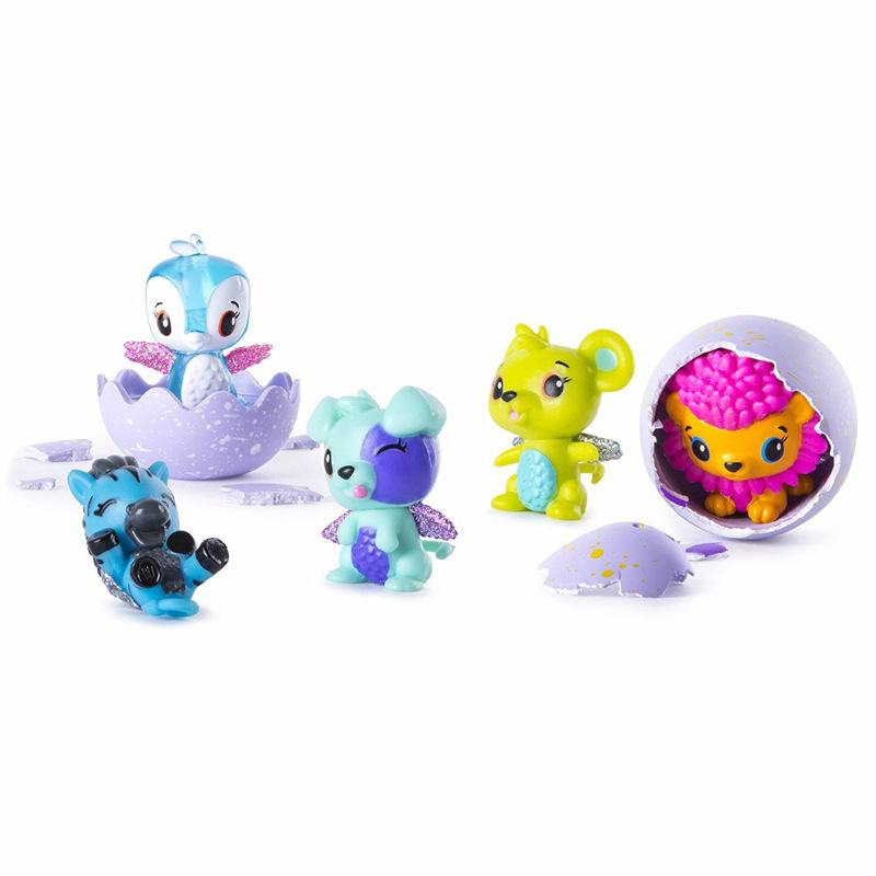 Tatalia Wholsale Magic Surprise Hatching Doll Hatch Animal Puzzle Creative Grow Eggs Toys Action Figure For Kids Children