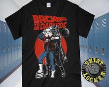 Back to the Darkside Mash Black Cotton Shirt Star Wars Future Free shipping  Harajuku Tops Fashion Classic