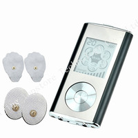 2016 100 High Quality Multi Function Digital Electric Massager Therapy Machine Acupuncture Health Care Monitor