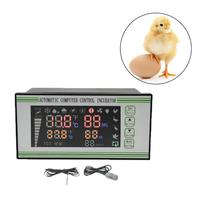 XM 18S Multifunctiona Egg Incubator Controller Thermostat Hygrostat Full Automatic Control With Temperature Humidity Sensor
