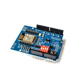 ESP8266 ESP 12 UART Wi Fi беспроводная плата разработки для Arduino Mega UNO R3 модуль Mega 3,3 В 5 в TTL интерфейс one|uno wifi|uno compatible  | АлиЭкспресс