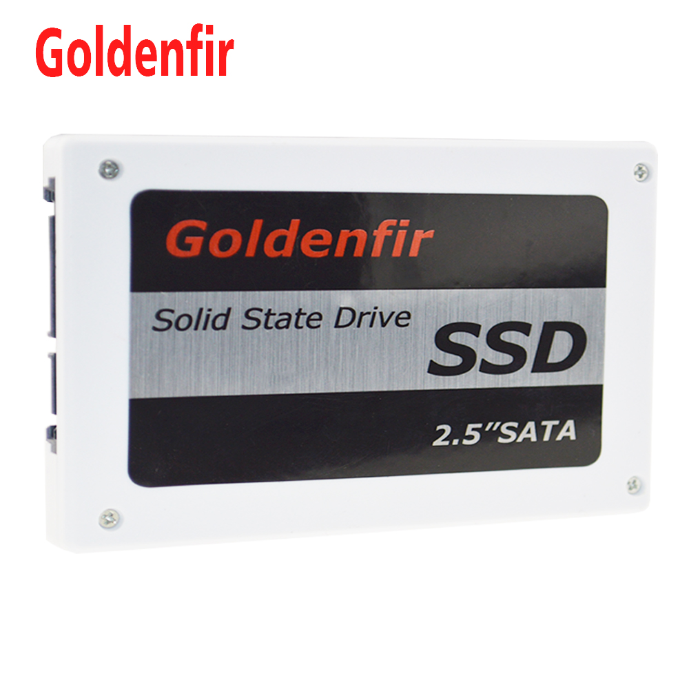 ФОТО goldenfir SSD 120GB  Newest Lowest Price  2.5 SATA3 Solid State Drive HD HDD SSD 128GB for desktop loptop