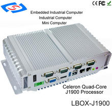 Заводская поставка мини ПК intel celerom j1900/n2930 безвентиляторный