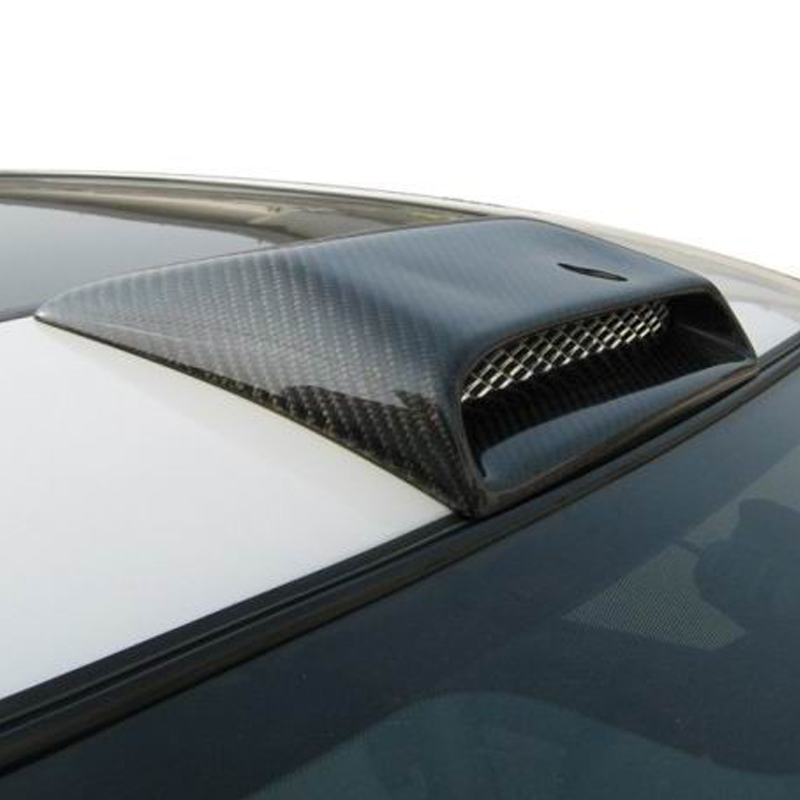 Carbon Fiber Top Roof Vent Scoop For Subaru Legacy Saloon 2006-2009 high quality specific carbon fiber roof