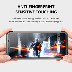 Image 4 - Original Blackview Tempered Glass Film BV9600/BV9600Pro/bv9600E Scratch Proof Protective Glass  BV9600 pro Screen Protector