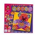 6 Unids/lote 3D Mosaicos Etiqueta Engomada Creativa Juego AnimalsTransport Artes Artesanía Rompecabezas para Niños EVA Juguetes Educativos Patrón Aleatorio K5BO