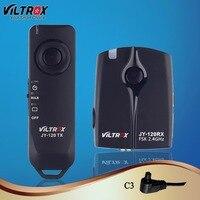 Viltrox JY120 C3 2 4GHZ Camera Wireless Remote Control Shutter Release For Canon EOS 1D X
