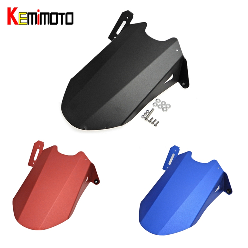 For Yamaha MT 07 FZ 07 Rear Mudguard Fender for Yamaha FZ-07 MT-07 2014 2015 2016 romanson tl 0226s xc wh